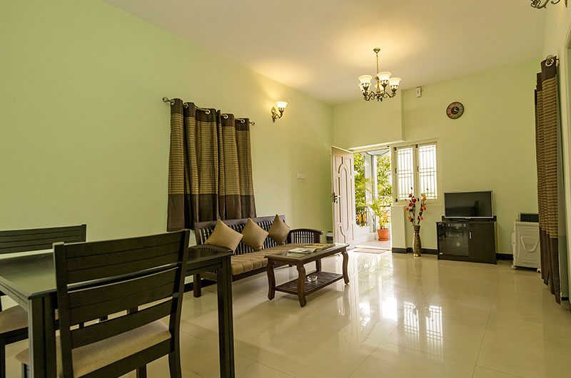 Apartments for Rent in Coimbatore - Ikos Serviced Apartments